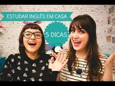 Estudar inglês em casa: 5 dicas   Melina Souza