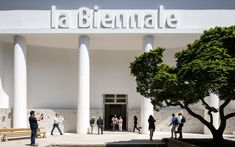 Image 14 of 16 from gallery of La Biennale di Venezia Reveals Participants of the International Architecture Exhibition. Photograph by La Biennale di Venezia Architecture Events, Architecture Design, The White Album, Magazine Design, Web Magazine, Arsenal, Art Design, Interior Design, Dubai
