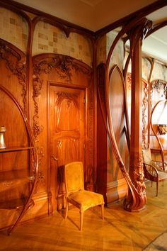 art noveau at musee d'orsay by Matt Wiebe, via Flickr