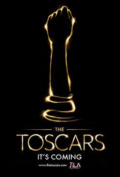 Team #Skyfell leaders @TheMattCrabtree & Laura Herbron have a secret video for you about @TheToscars from our secret lair today: http://www.youtube.com/watch?v=9GoE7dygBLY.