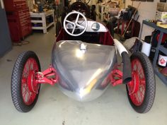 The Model T Speedster Build | Page 3 | The H.A.M.B.