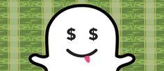 Motivo da escolha: A logo do snapchat com cifrão. O Snap uma fonte de dinheiro para quem o criou.