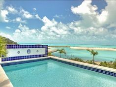 Caicos Blue Hideaway - Only the Hummingbirds Will Disturb You