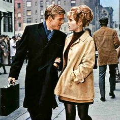 Robert Redford and Jane Fonda