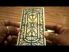 Cricut Ornamental Iron Cards