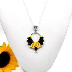 Nina nyaklánc – napsárga | DombiAnita Ékszerek Tassel Necklace, Tassels, Jewelry, Jewlery, Bijoux, Schmuck, Tassel, Jewerly, Jewels