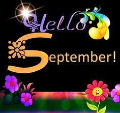 18 best new month greetings images on pinterest in 2018 september m4hsunfo