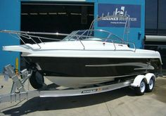 Great boat looks awesome Haines Hunter 650R Limited for Sale