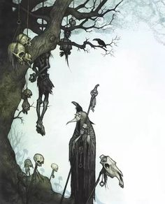 High Fantasy, Dark Fantasy Art, Mythological Creatures, Fantasy Creatures, Dcc Rpg, Norse Religion, Norse Tattoo, Viking Art, Game Concept Art