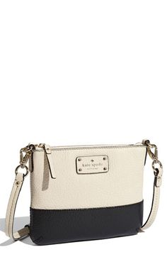kate spade new york 'grove park - tenley' crossbody bag available at #Nordstrom