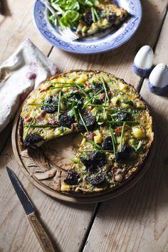 Irish Omelette : DonalSkehan  #StPatricksDay
