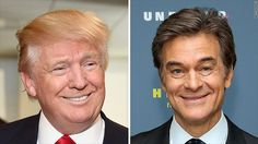 Donald Trump surprises Dr. Oz with results of recent physical - Sep. 14, 2016