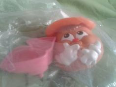 Hasbro Potato Head Kids McDonald's 1986 Happy Meal Toy - Dimples (sealed) #McDonalds