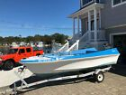 1959 Cutter Boat with 1976 Mercury 115 HP motor and trailer