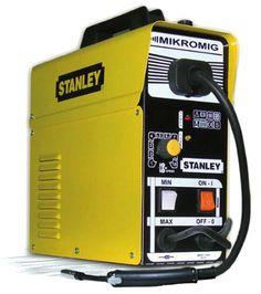 Poste à souder Mig sans gaz Stanley