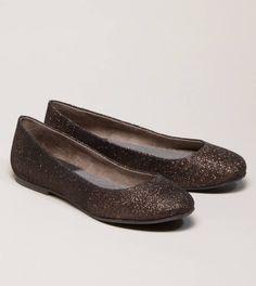 BC FOOTWEAR LIMOUSINE METALLIC FLAT  STYLE: 7410-7015 | COLOR: 709  $45.00
