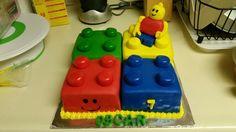 My fist fondant cake!!!!