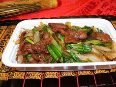 - Easy Stir Fry Recipes - Pepper Beef with Bok Choy Recipe -