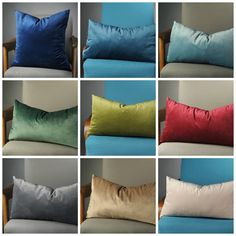 Excited to share the latest addition to my #etsy shop: navy blue pillow, teal pillow, steel blue pillow, green pillow, pistachio pillow, red pillow, grey pillow, golden beige pillow, ivory pillow http://etsy.me/2zpogkU #housewares #pillow #blue #office #solid #white #n