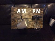 Coffee/wine sign