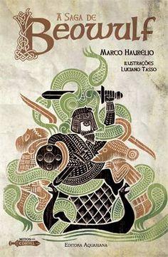 Escrito na Inglaterra, entre os séculos VIII e XI, o poema épico 'Beowulf' rememora os feitos lendários de um herói escandinavo, cujas façanhas, ampliadas pela imaginação popular, mereceram a imortalidade. O cordelista Marco Haurélio e o ilustrador Luciano Tasso revisitam a saga deste herói em sextilhas típicas da literatura de cordel, gênero poético que, em muitas narrativas, se aproxima da epopeia. 'A Saga de Beowulf' inaugura a coleção Mitos em Cordel.