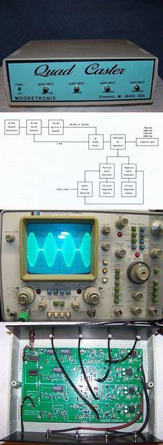 Ham Radio Transmitters: Am Broadcast Transmitter -> BUY IT NOW ONLY: $319 on eBay!