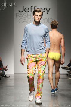 NYC / Jeffrey Fashion Cares 2012 Event
