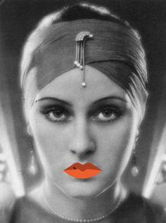 История макияжа губ
