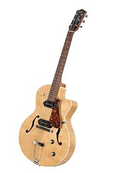 Buy the brilliant Godin Avenue CW Electric Guitar (Kingpin II, Natural) by Godin Guitars online today. This popular item is currently available - get securely on Blues Guitar Center today. Jazz Guitar, Guitar Art, Music Guitar, Godin Guitars, Semi Acoustic Guitar, Guitar Online, Musical Instruments, Blues, 5th Avenue