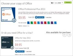 Get Office Professional Plus 2013 For $9.95 Via Home Use Program, Possible ?