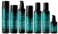 For untameable hair...like mine...these products work wonders! Turn curls into gorgeous smooth works of art! Recommend!