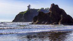 Ruby Beach 2 Photograph