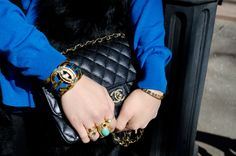 Special gifts, Egem's Chanel 2.55 classic bag