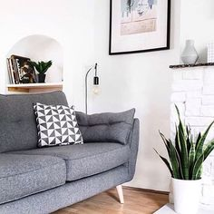 Ultimate home inspo @brittanybathgate feat. our best-selling Zinc Sofa #frenchconnectionhome