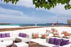 Constance Moofushi Resort is a barefoot luxury hotel in the Maldives. Located on a private island in South Ari Atoll, Constance Moofushi Resort offers villas..