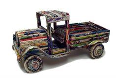 lavoretti con la carta riciclata - Cerca con Google