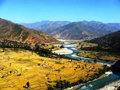 Tamakoshi river at Dolakha,Nepal