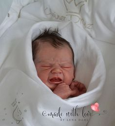 Edwin by Elisa Marx - Online Store - City of Reborn Angels Supplier of Reborn Doll Kits and Supplies