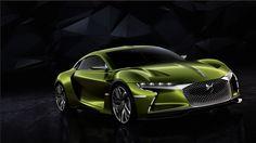 2016 DS E-tense Concept | Electric-powered supercar, zero emissions | 402 HP | Mixed cycle range: 310km | Urban cycle range: 360km | 2016 Geneva Motor Show