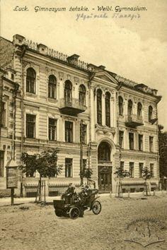 Łuck, Gimnazjum Żeńskie