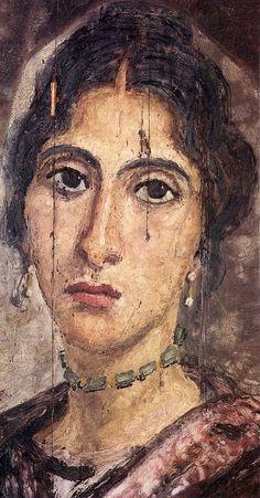 Фаюмские портреты - koroleni
