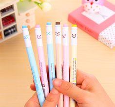 little baby milk cartoon bottle pens