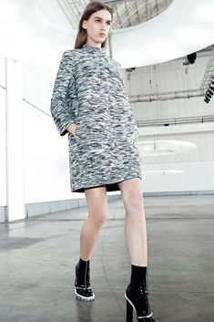 Iceberg Pre-Fall 2014 Fashion Show Collection