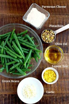 These Sauteed Green Beans are easy to make and the perfect side dish to serve with any meal. Fresh green beans (string beans) are sauteed in a skillet and tossed with garlic, lemon zest, Parmesan cheese and pistachios. These are the best green beans hands down! Crisp Tender Sauteed Green Beans or String Beans Cooked …