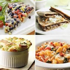 Get recipes for 500-Calorie Vegetarian Dinners