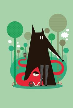 Little Red Riding Hood / Maria Jose Da Luz