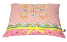 Kissenhülle Taj Wood & Scherer Chicks pink 30x40cm
