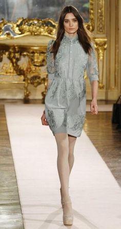Vestito grigio di Blugirl