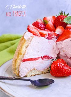Pavlova, Ice Cream Recipes, Cheesecakes, Sweet Recipes, Delicious Desserts, Recipies, Fruit, Cooking, Agar Agar