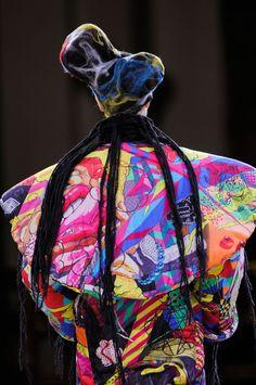 Yohji Yamamoto Details A/W '14